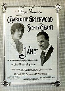 <i>Jane</i> (1915 film)