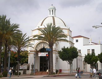 Allison & Allison - Janss Investment Company Building−Janss Dome, Westwood Village.