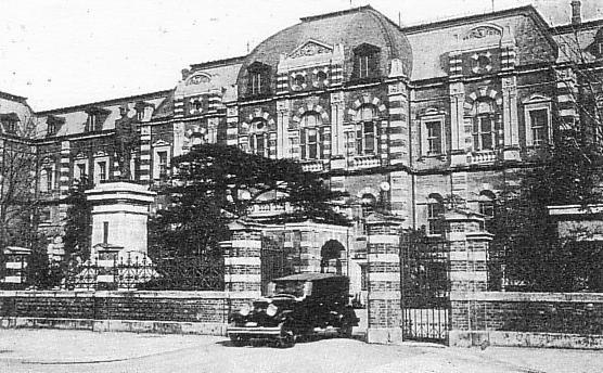 Japanese Navy Ministry Building