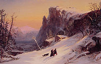 Jasper Francis Cropsey Winter in Switzerland.jpg