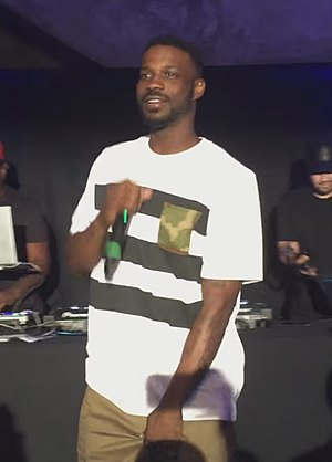 Jay Rock - Jay Rock performing in September 2015