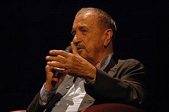 Jean-Claude Carrière - Jean-Claude Carrière in 2008