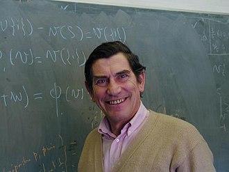 Jean-François Mertens - Image: Jean Francois Mertens
