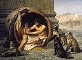 Jean-Léon Gérôme - Diogenes - Walters 37131.jpg