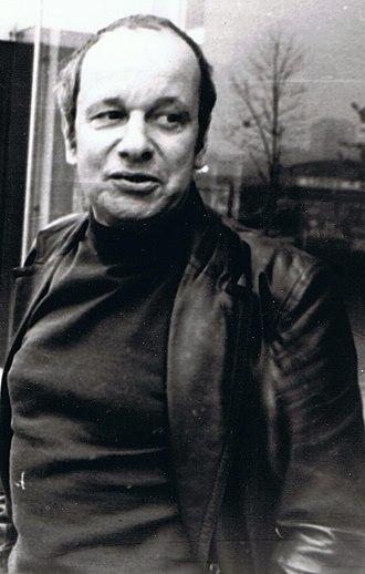Jean-Louis Bory - Jean-Louis Bory