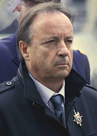 2011 French Senate election - Image: Jean Pierre Bel (2012)