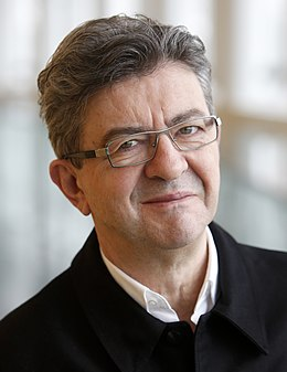 Jean Luc MELENCHON in the European Parliament in Strasbourg, 2016 (cropped).jpg