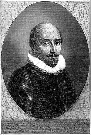 Jean Vauquelin de la Fresnaye - Engraving by Charles Devrits