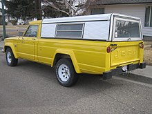 Jeep Gladiator (SJ) - Wikipedia