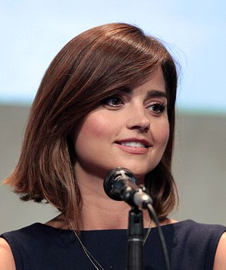 Jenna Coleman - Coleman at the 2015 San Diego Comic-Con