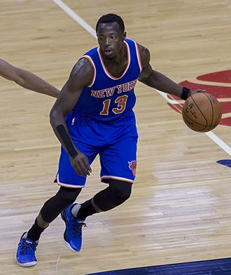 Jerian Grant - Grant with the Knicks in 2015