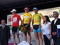 Jersey podium Stage 1 3-Länder-Tour 2006.JPG