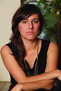 Jessica Valenti US feminist author and blogger