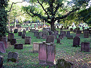 Jewish cemetery Worms
