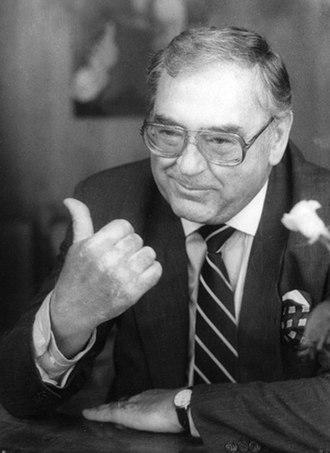 1992 Czech legislative election - Image: Jiří Horák (politician)
