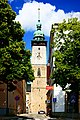 Jihlava , Jakubské náměstí, kostel sv. Jakuba Většího.jpg