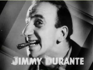 Jimmy Durante - from the Broadway to Hollywood trailer (1933)