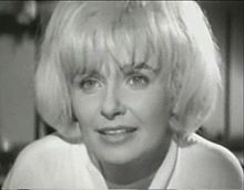 L'actriz estatounitense Joanne Woodward, en una imachen d'a cinta The Stripper (1963).