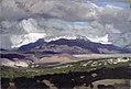 Joaquín Sorolla, Vista de La Pedriza desde El Pardo.jpg