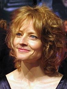 Jodie Foster na première alemã de The Brave One, em 13 de setembro de 2007