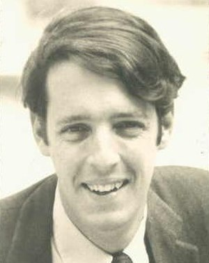 Joe McGinniss - McGinniss in 1969