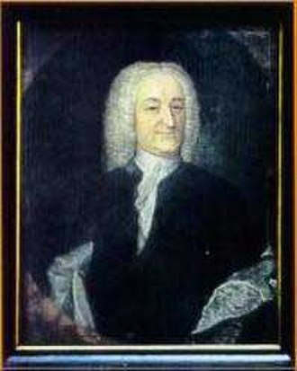 Johann Alexander Döderlein - Image: Johann Alexander Döderlein (colour)
