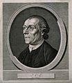 Johann Caspar Lavater. Line engraving by J. H. Lips, 1780, a Wellcome V0003401.jpg