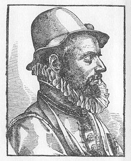 Johann Fischart von Christoph Murer