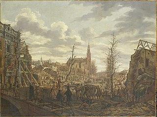Leiden Gunpowder Disaster