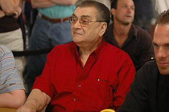 John Bonetti - Bonetti in the 2005 World Series of Poker