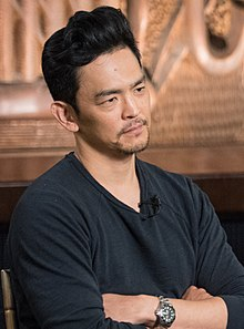 height John Cho