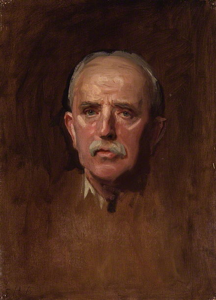 John French, 1st Earl of Ypres c. 1919 by John Singer Sargent John French, 1st Earl of Ypres00.jpg