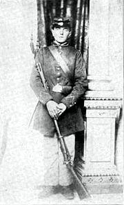 John Haag, Co. B, 26th Wis. Volunteer Infantry