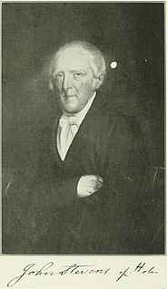 John Stevens (inventor, born 1749) lawyer, engineer and inventor from United States of America
