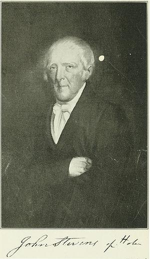 John Stevens (inventor)