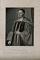 John Wallis. Stipple engraving by R. Cooper, 1825, after Der Wellcome V0006136.jpg