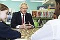 Johnson visit the Pimlico Primary School.jpg