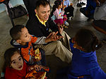 Joint Task Force-Bravo gives more than just food to local orphanage 150125-F-ZT243-025.jpg