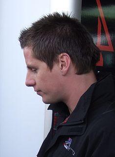 Jonny Reid New Zealand racing driver