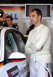 German racing driver