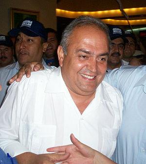 José Guadalupe Osuna Millán - Image: José Guadalupe Osuna Millán