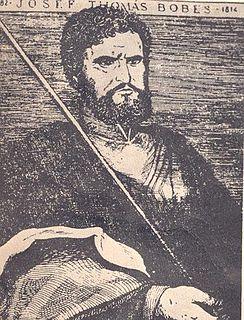 José Tomás Boves Spanish general