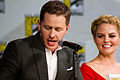 Josh Dallas & Jennifer Morrison (14775801099).jpg