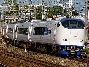 281 series - A 281 series train