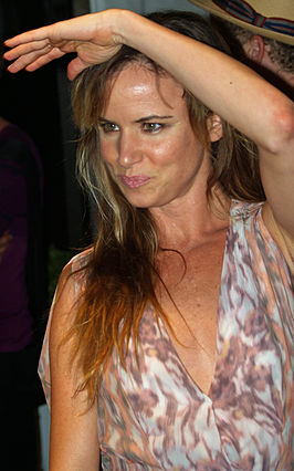 Juliette Lewis in 2009.