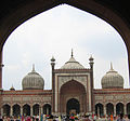 Juma Masjid - Delhi, views inside and around (12).JPG