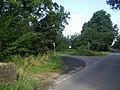 Junction of The Abbe's Walk and Sutton Lane - geograph.org.uk - 1466382.jpg