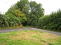 Junction on Frogs Hole Lane, near East End, Kent - geograph.org.uk - 975639.jpg