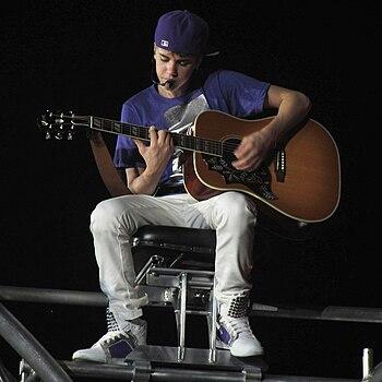 Justin Bieber Hallenstadion Zurich Switzerland