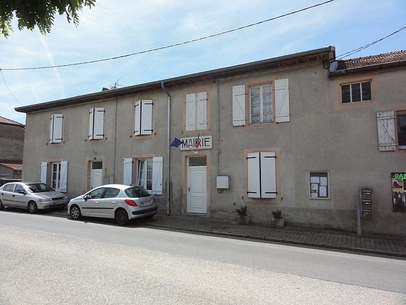Juvelize (Moselle) mairie